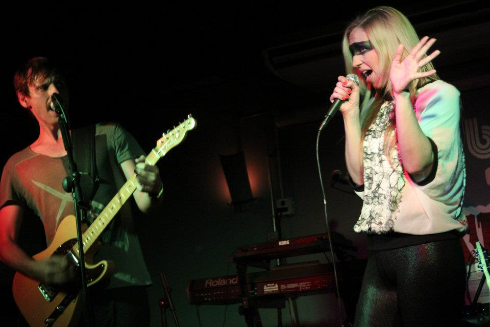 """Shining Crane: """"Somos una mezcla de pop, rock, electrónica, funk e incluso folk"""""""