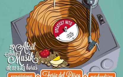 Un homenaje a la música en el Record Store Day Murcia