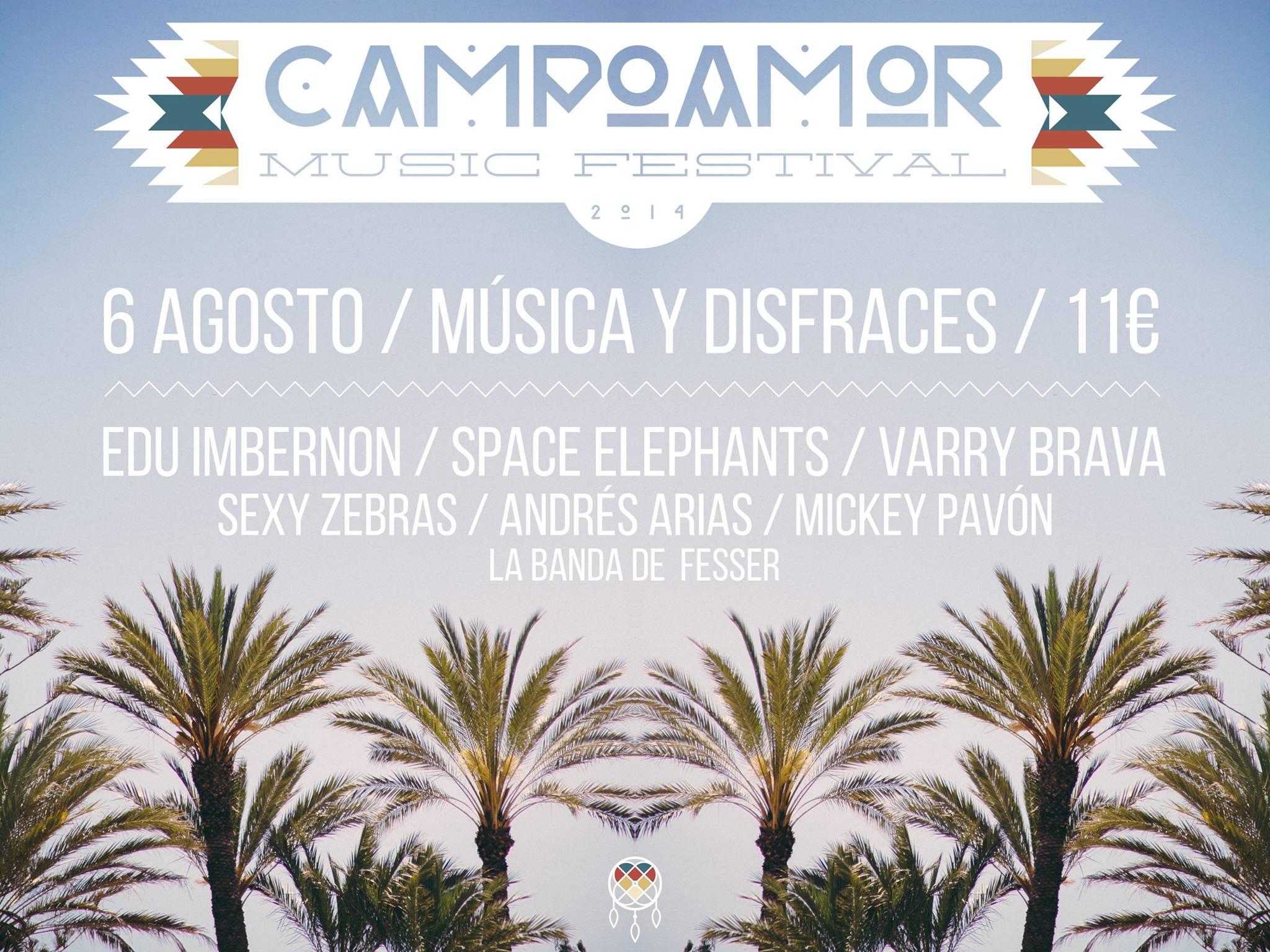 Sorteo de dos entradas para el Campoamor Music Fest