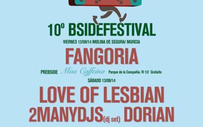 BSide Festival cumple 10 años en su edición de 2014