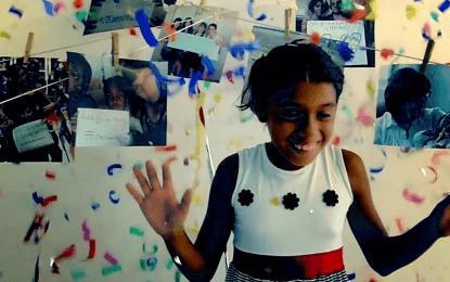 Cere Vera manda fuerza a Etiopía con 'De Vuelta'