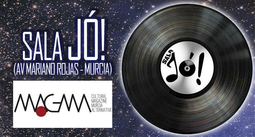 Revista Magma y Sala Jó: unidos por Murcia