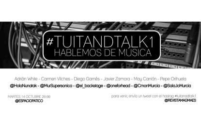 Revista Magma lanza las #tuitandtalk