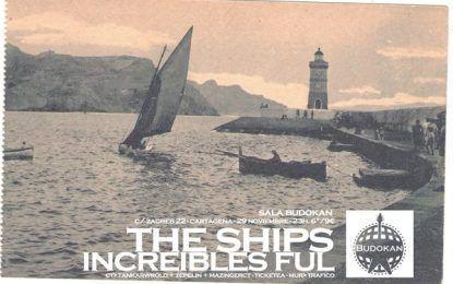 The Ships + Increíbles Ful en Budokan
