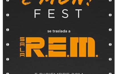 C'mon Fest! y semana de acústicos para el III aniversario de C'mon