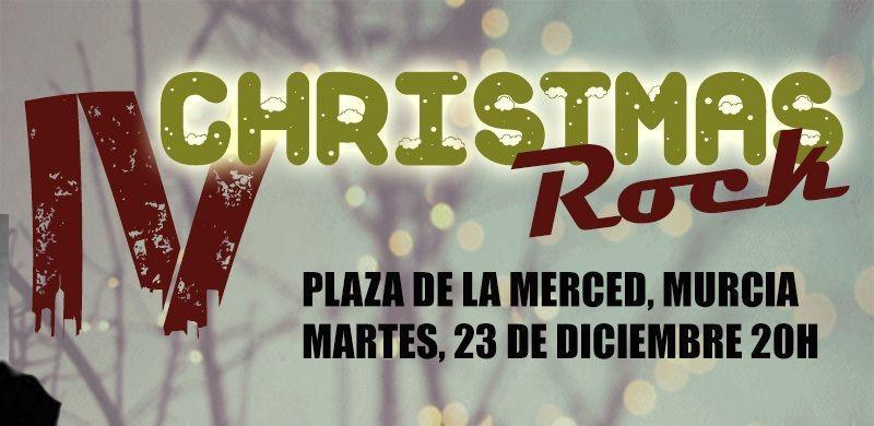 La Navidad en Murcia comienza con el Christmas Rock 2014