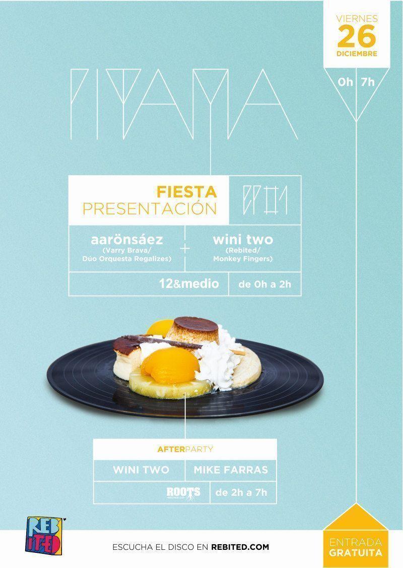 Piyama presenta su EP en 12ymedio con entrada gratuita