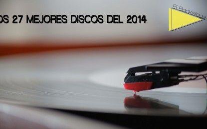 Los 27 mejores discos nacionales de 2014