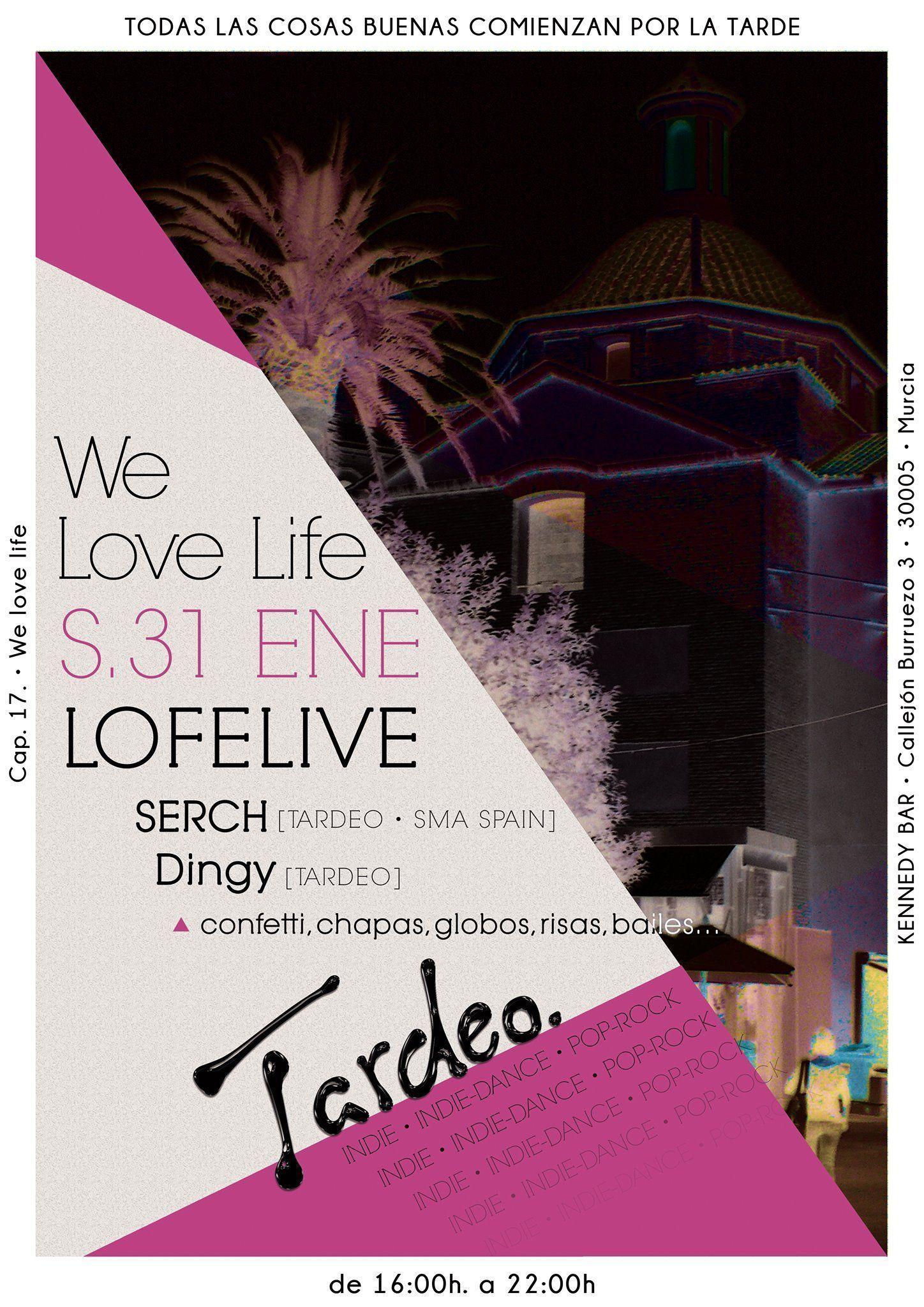 Lofelive adelantará en la sesión de Tardeo '2Lovers', su nuevo single