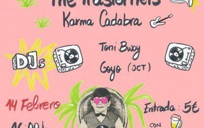 The Trastorners + Karmacadabra en La Terraza Verde