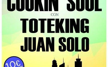 Hip Hop en Murcia con Shotta, Cooking Soul, Tote Kink y Juan Solo