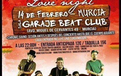Green Valley visita Murcia por primera vez
