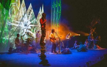 Bosco presentará 'El Circo de las Delicias' en el Victor Villegas el 18 de abril