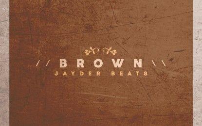 Jayder presenta 'Brown', su nuevo trabajo de instrumentales