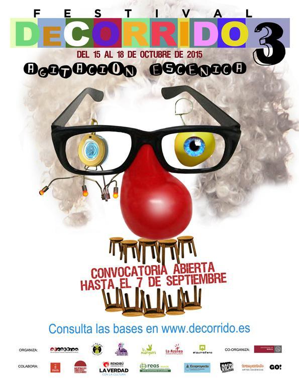 Llega el Festival Decorrido III con Bosco y Raúl Frutos en la noche de San Juan en Los Pájaros