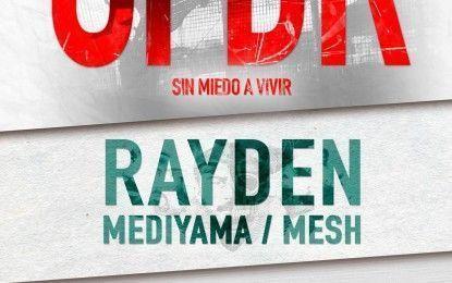 SFDK + Rayden + Mediyama + DJ Mesh + El Piezas & Jayder en Murcia