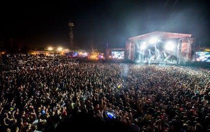 Low Festival VIERNES: Kasabian triunfa y reúne 23.000 personas