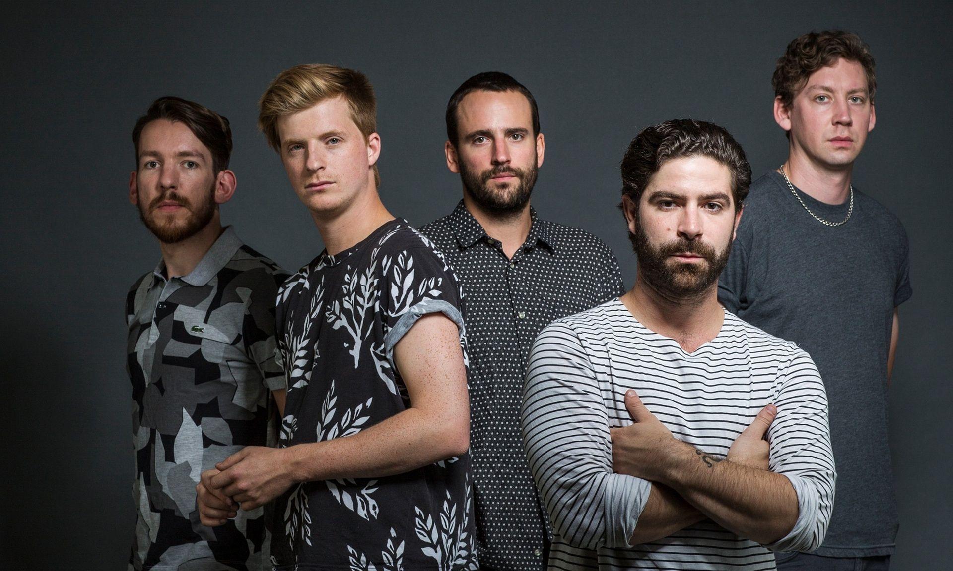 Foals estrena nuevo disco lleno de energía, 'What Went Down'