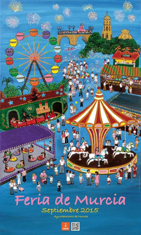 Feria de Murcia 2015: Programación
