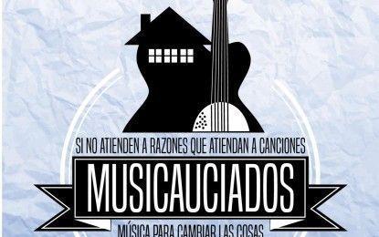 Musica en apoyo a los refugiados