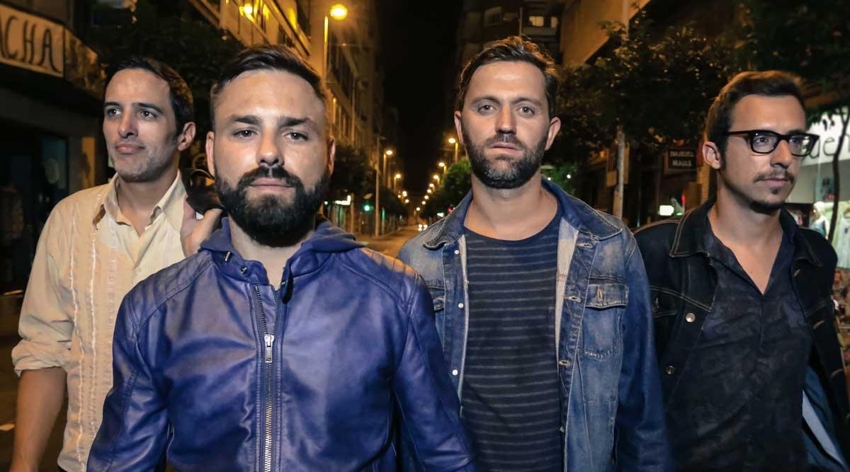 El Octavo Pasajero estrena videoclip adelanto de su nuevo EP, 'Mantén el Vuelo'