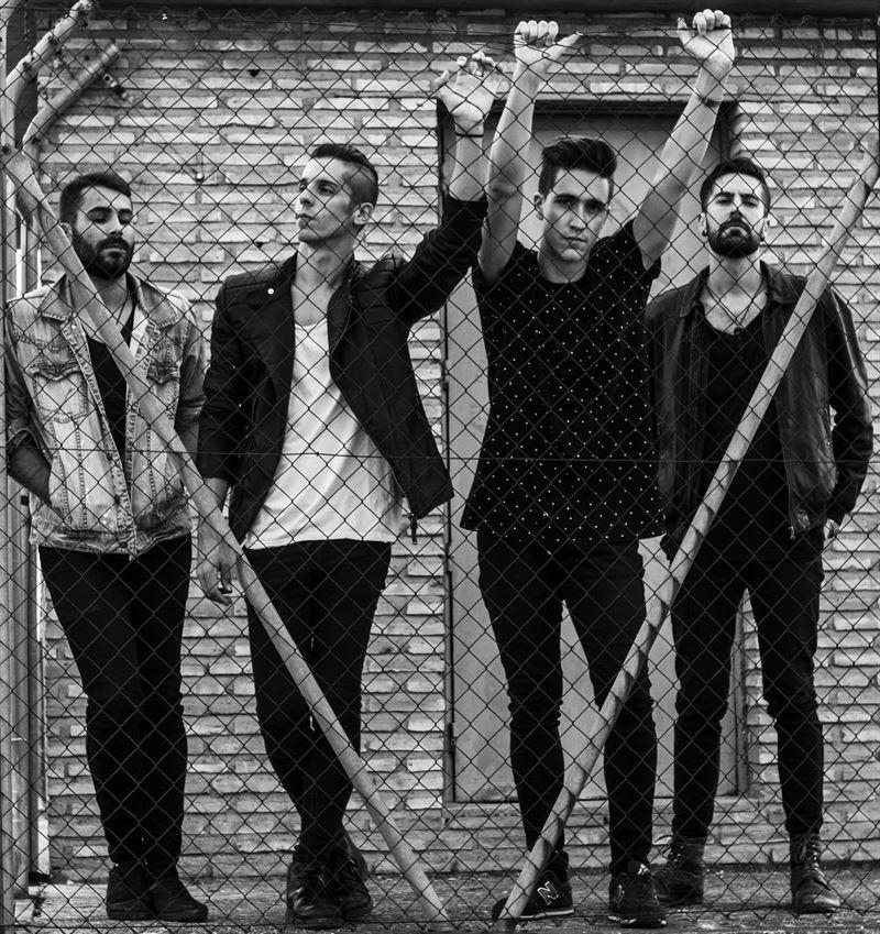 Veintiuno lanza el single 'Llama y gasolina' y anuncia primeras fechas