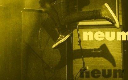 Neuman pasará con su gira por Murcia, el 14 de noviembre en Garaje Beat Club