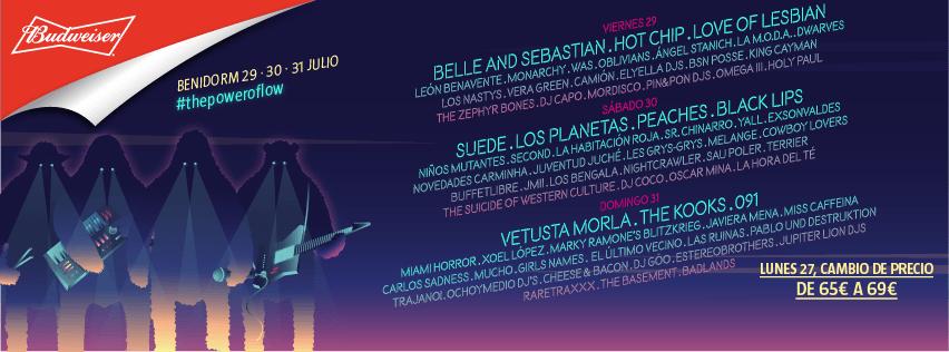 Low Festival 2016: Confirmaciones y entradas