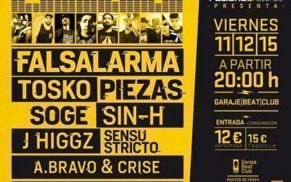 Peligro Records nos trae el mejor rap a Murcia