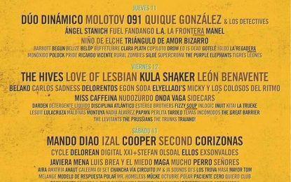 Sonorama Ribera 2016: Confirmaciones y entradas