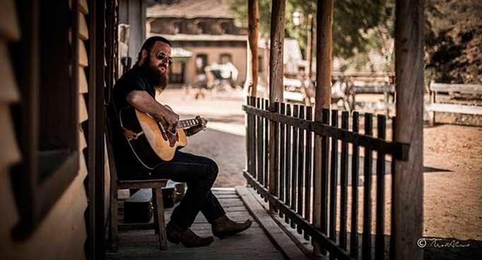 Red Beard traerá folk y country a la Sala B de Murcia