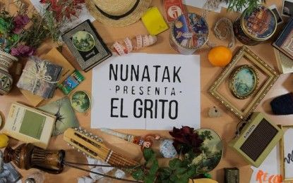 Nunatak estrena 'El Grito', el single adelanto de su nuevo disco