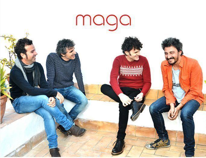 Maga celebra 15 años en 2016 y anuncia nuevo disco