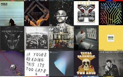 Los 25 discos internacionales imprescindibles del 2015