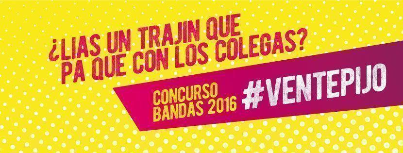 El festival Ventepijo prepara un concurso de bandas para su edición de 2016