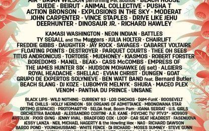 Primavera Sound abraza la diversidad musical en un cartel repleto de estrellas