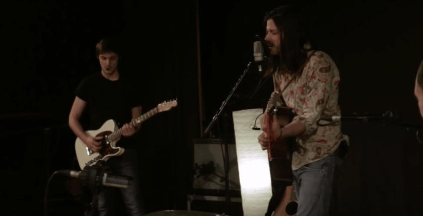 Alex Juarez presenta el video EP 'Cinco Canciones en Directo'