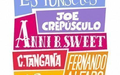 Jenesaispop celebra 10 años en Ochoymedio con Anni B. Sweet, C. Tangana y Los Punsetes entre otros