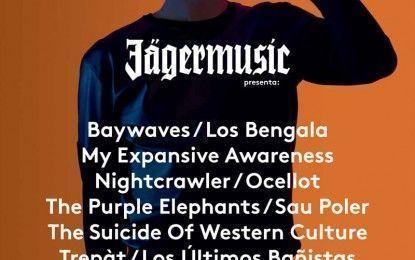 El SOS 4.8 anuncia los grupos del escenario Jägermusic