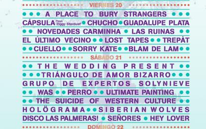 El festival Tomavistas desvela el cartel por días