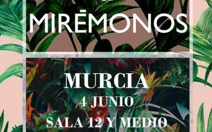 Claim vuelve a Murcia el 4 de junio en 12&medio