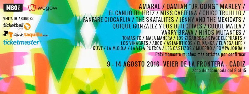 Nace el Boelo Sun Festival en Vejer de la Frontera, Cádiz