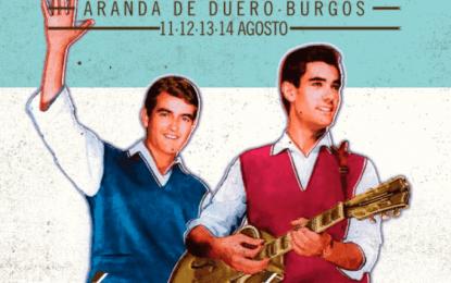 El Dúo Dinámico confirmado para el Sonorama Ribera 2016