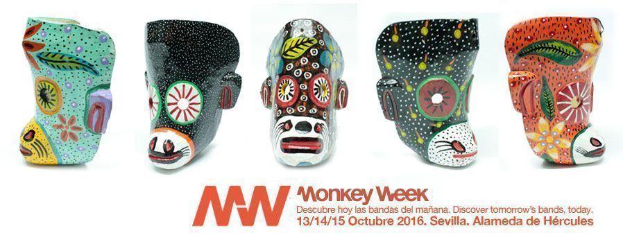 Monkey Week 2016: Confirmados y entradas