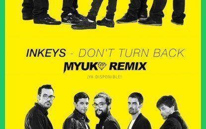 Estrenamos en exclusiva el remix de Myuko del tema 'Don't Turn Back' de Inkeys