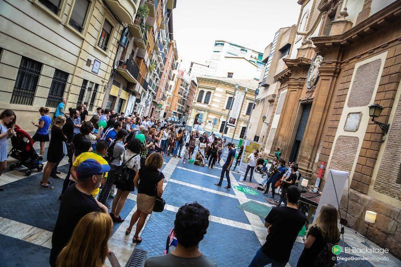 Big Up! Calles de Murcia abre las inscripciones para la edición 2016