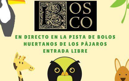 Bosco vuelve a Los Pájaros en la Fiesta por la Diversidad