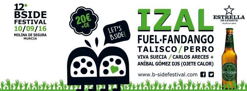 BSide Festival 2016: Programación y horarios