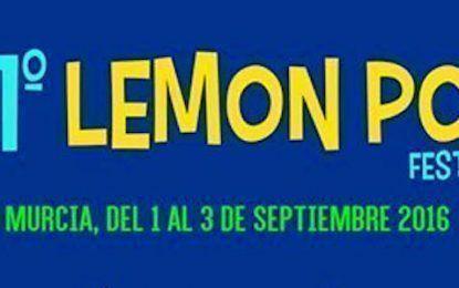 Lemon Pop 2016: Programación y entradas