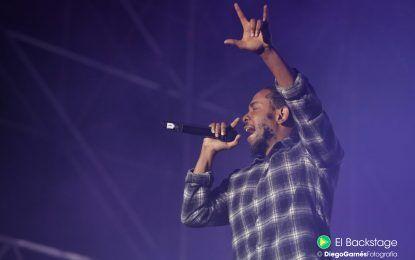Kendrick Lamar, la zapatilla extraviada y 170.000 fibers